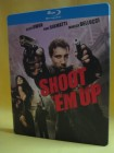 SHOOT 'EM UP  Blu-ray Special Edition Steelbook  UNCUT!