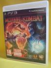 PS3  Mortal Kombat   mit Handbuch  USK18