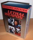 Lethal Weapon - Special Edition Box (Teil 1-4) 4 DVDs NEUW.