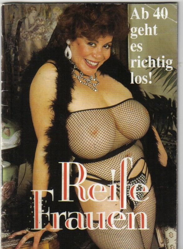 Pocket Porno - Reife Frauen - Beate Uhse 1996