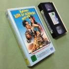 Keiner killt so schlecht wie ich VHS Walter Matthau CIC