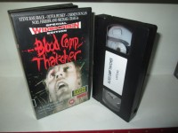 VHS - Blood Camp Thatcher - Vipco Cult Classic