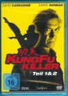 Kung Fu Killer - Teil 1 & 2 DVD David CarradineNEU/OVP