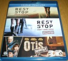 REST STOP, REST STOP: DON`T LOOK BACK & OTIS  BLU-RAY