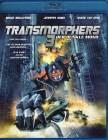 TRANSMORPHERS 3 Der Dunkle Mond - Blu-ray SciFi Mecha Trash