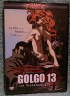 GOLGO 13 Die Bienenkönigin DVD Anime Manga(I)
