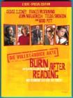 Burn After Reading DVD George Clooney, Brad Pitt NEUWERTIG