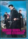 Brügge sehen... und sterben? DVD Brendan Gleeson s. g. Zust.