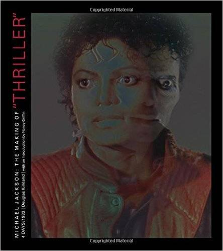 Michael Jackson:The Making of Thriller:4 Days/ 3D Hardcover