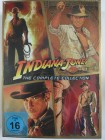 Indiana Jones - 4 Filme Indy Sammlung Complete Collection