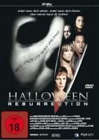 Halloween 8 - Resurrection (deutsch/uncut) NEU+OVP