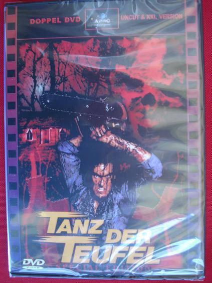 Tanz der Teufel-1  (SPECIAL EDITION)  -ASTRO- 2 DVDs- OOP -