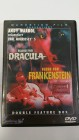 Blood for Dracula & Flesh for Frankenstein 2x DVD uncut Mare
