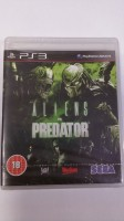 Aliens vs Predator  Sega  PS3 Playstation 3 Neu OVP