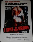 I SPIT on your GRAVE - Poster 42x29,5 cm