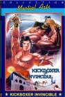 Kickboxer Invincible - AVV gr. BuchBox - Cover Z (X)