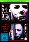 Movie Edition Halloween 4 / Halloween 5  DVD(X)