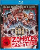 Zombies At Christmas [Blu-ray] OVP
