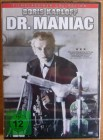 Dr.Maniac - Boris Karloff  (NEU,UNCUT & EINGESCHWEIßT)