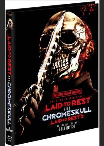 LAID TO REST 1&2 (Blu-Ray) (2Discs) - Mediabook