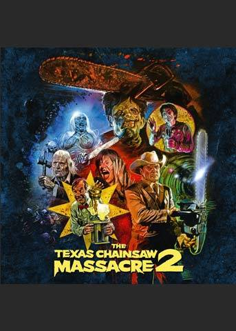 TEXAS CHAINSAW MASSACRE 2 (Blu-Ray) (2Discs) - Limited BOX