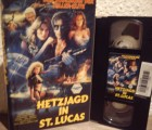 VHS - Hetzjagd in St. Lucas - VMP-Cannon HB