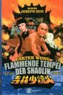 Flammende Tempel der Shaolin , uncut , grosse Hartbox . NEU
