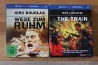 The Train und Wege zum Ruhm Mediabooks