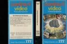 DIE SILBERFAUST DER SHAOLIN - ITT Pappe wie im BILD VHS !