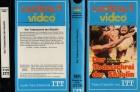 DER TODESSCHREI DER SHAOLIN - ITT PAPPE WIE ABGEBILDET VHS