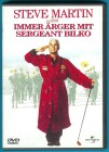 Immer Ärger mit Sergeant Bilko DVD Steve Martin g. gebr. Z.