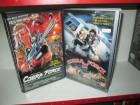 VHS - Cobra Force 1 + 2 - Reb Brown - Mike Hunter