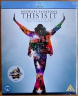 Michael Jackson-This is it - Blu-ray (NEU & EINGESCHWEIßT)