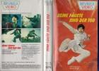 SEINE FÄUSTE SIND DER TOD - Kung Bun , Shoji Karadi - VHS BV