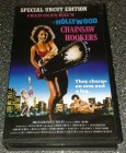 Hollywood Chainsaw Hookers - VHS - PAL - Midnite Movies