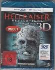 Hellraiser - Offenbarung - 3D Blu Ray