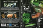 THE VISITOR + INVASION - 2on1 - MIB