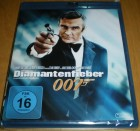 James Bond 007 - Diamantenfieber  Blu-ray  Neu & OVP