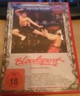 DVD 'Bloodsport' - Action Cult Uncut - van Damme