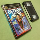DETROIT 9000 Scatman Crothers MIKE HUNTER Blaxploitation VHS