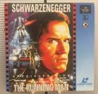 The Running Man Laserdisc Laserdisk LD ASTRO CAV