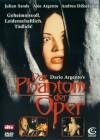 DVD Dario Argento´s DAS PHANTOM DER OPER/Uncut/1998/Asia A.