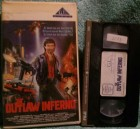 The Outlaw Inferno VHS selten!