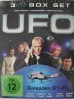 UFO - Box - Kult - Serie der 70-er - Alien Shado - Ed Biship