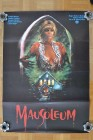 Mausoleum Original Filmplakat 1981, Poster , Plakat, Bresee