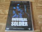 DVD : UNIVERSAL SOLDIER Lundgren van Damme UNCUT !!!