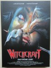Witchcraft - DVD - Uncut - Mediabook - Limited Edition