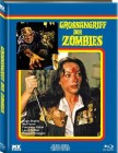 Grossangriff der Zombies Mediabook Cover A