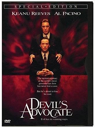 The Devil's Advocate - Special Edition - UK Import