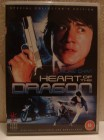 Heart Of The Dragon DVD UK RC-2 HKLegends 2004 Neuwertig